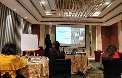 Blogging workshop -16