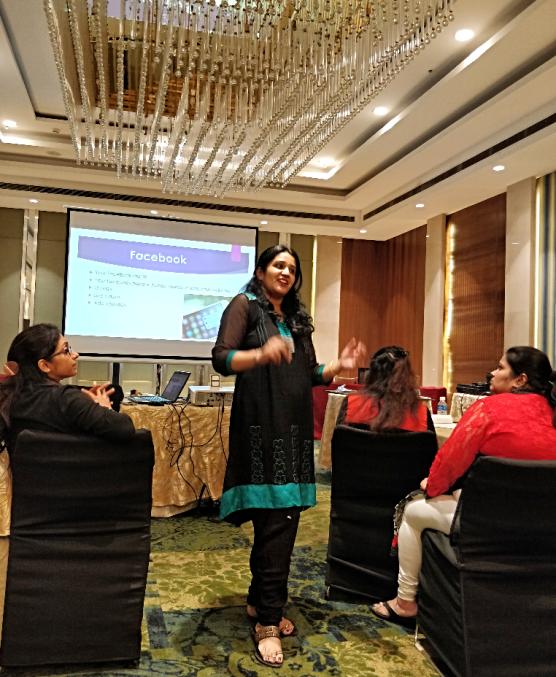 Blogging workshop -17