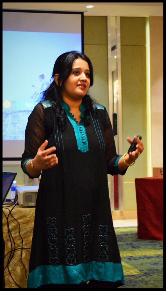 Blogging workshop - 2