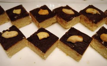 Chocolate Sondesh
