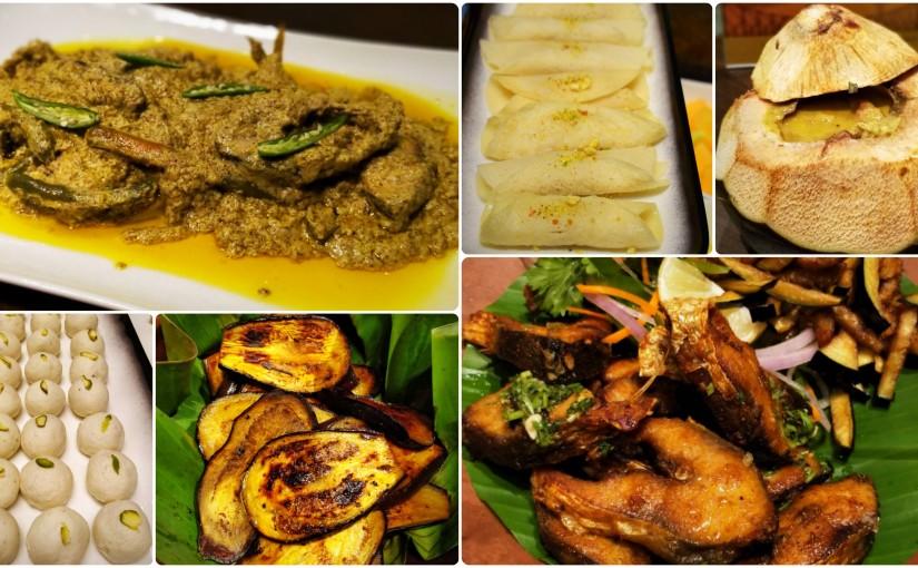 Flavours Of Bengal | Nook | Aloft Cessna Business Park |Bangalore