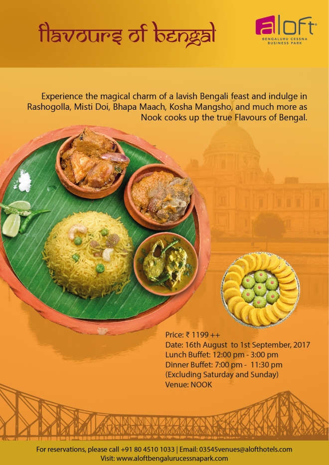 Flavours of Bengal